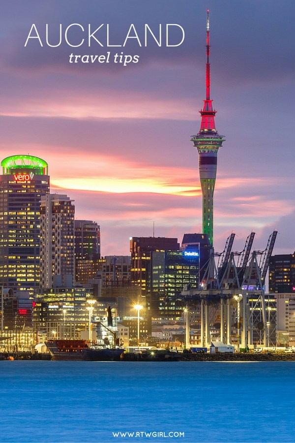 Auckland Travel Tips