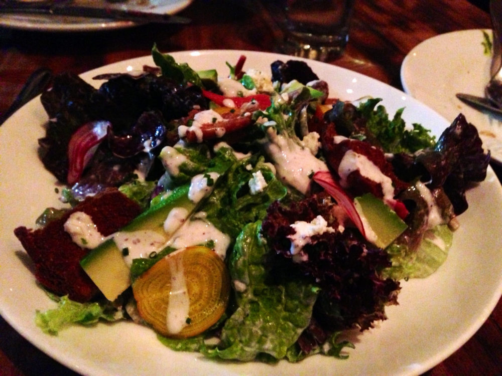 Animal Restaurant Los Angeles | www.rtwgirl.com