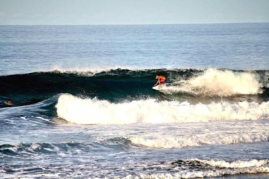 Cloud 9 Surfing