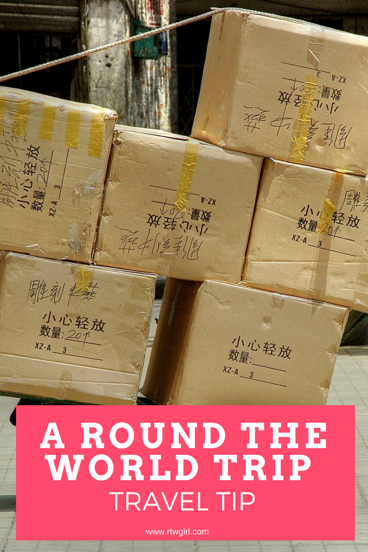 A Round The World Travel Tip | www.rtwgirl.com