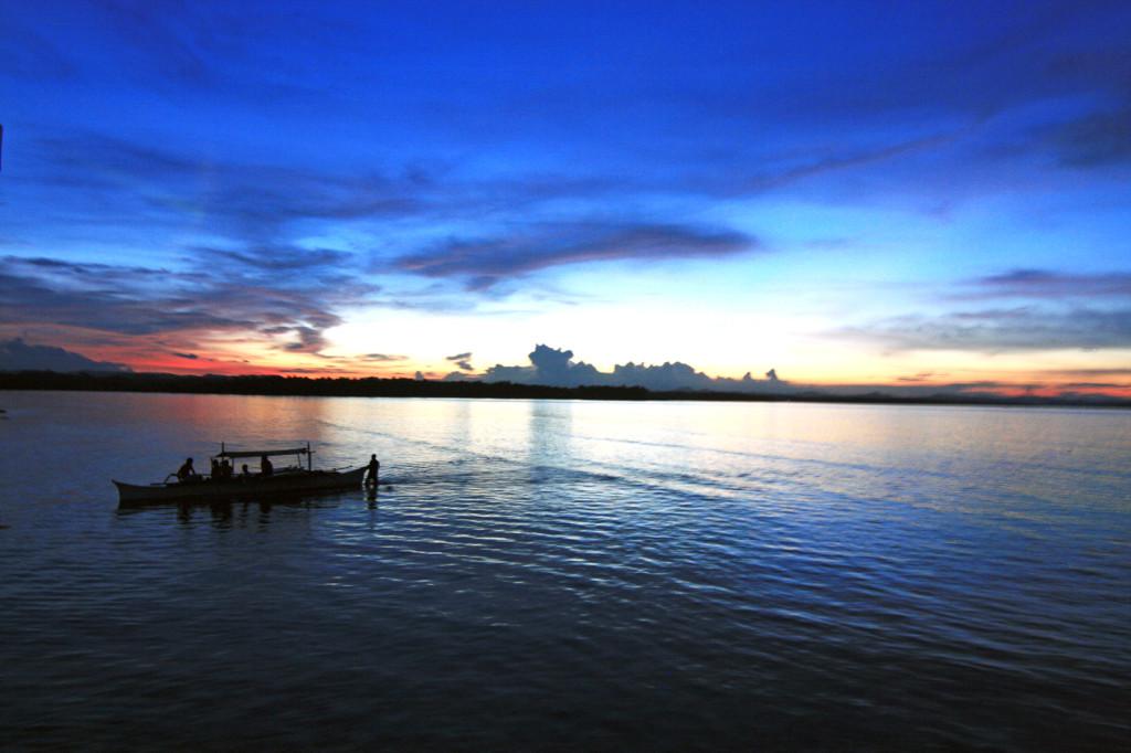 Siargao Philippines Sunset