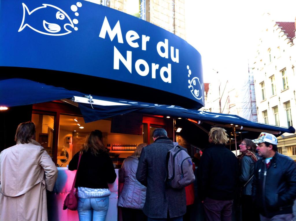 La Mer du Nord - Brussels| www.rtwgirl.com
