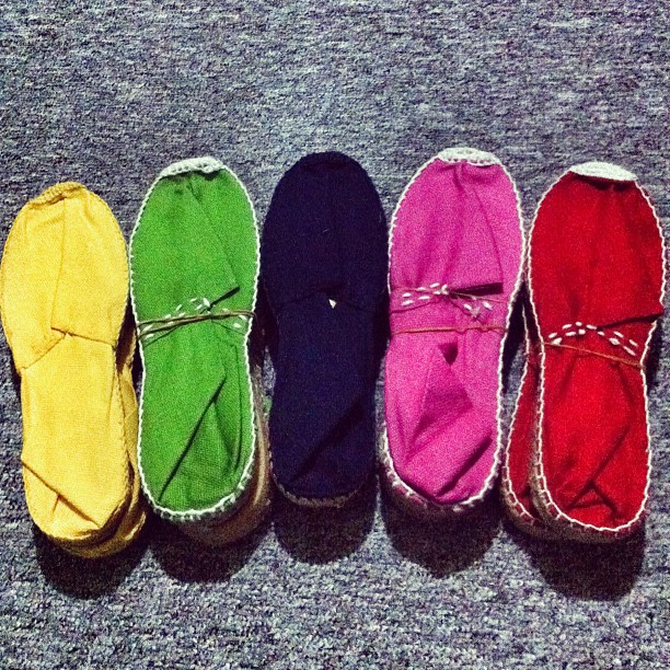 Espadrilles From Spain | www.rtwgirl.com