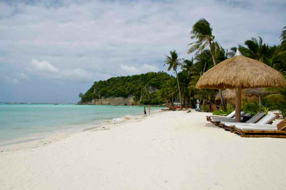 White Beach Philippines