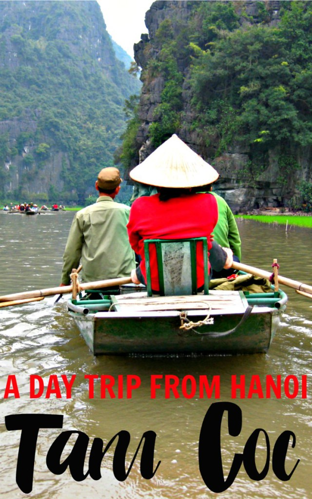 Tam Coc: A Day Trip From Hanoi | www.rtwgirl.com
