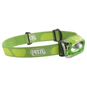 Petzl Headlamp for RTW Trip