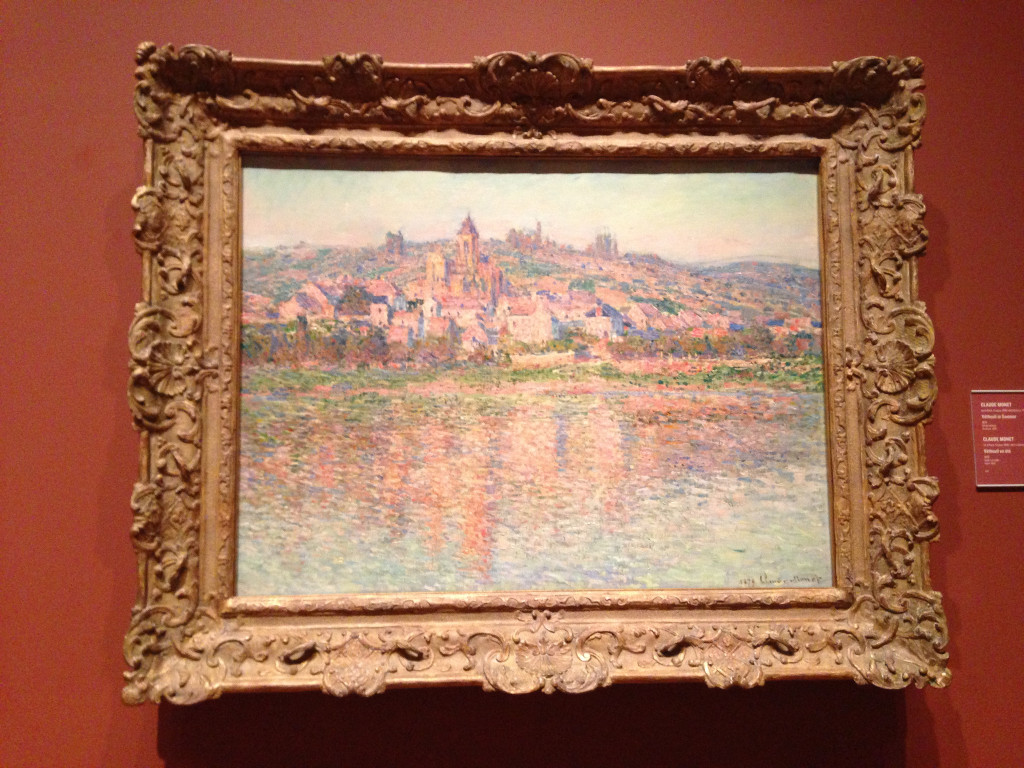 Art Gallery of Ontario Claude Monet