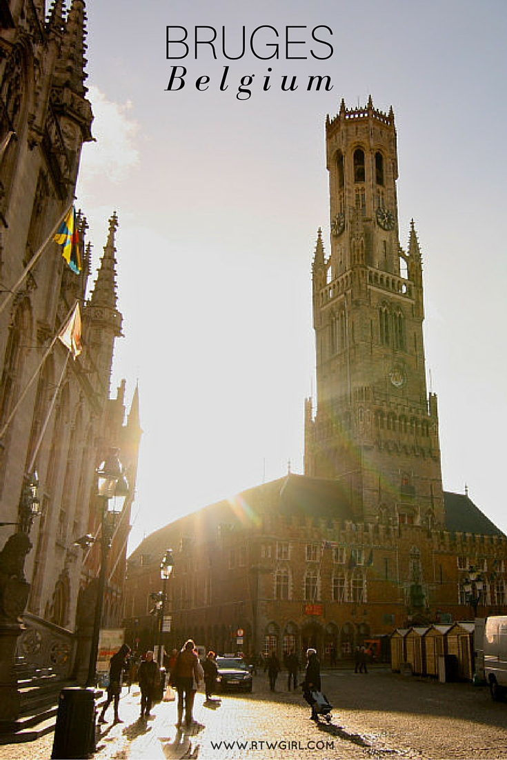 Bruges: A Belgium Must Do | www.rtwgirl.com