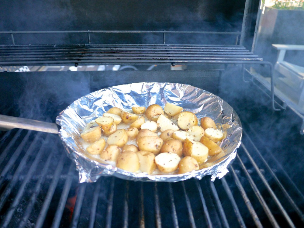 Lemon Potatoes | www.rtwgirl.com