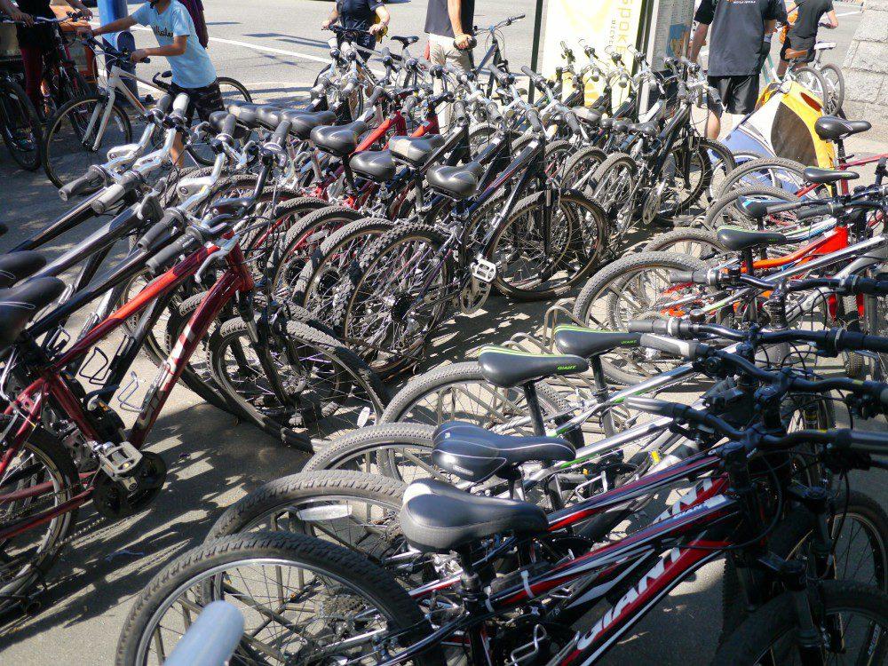 spokes bike rental