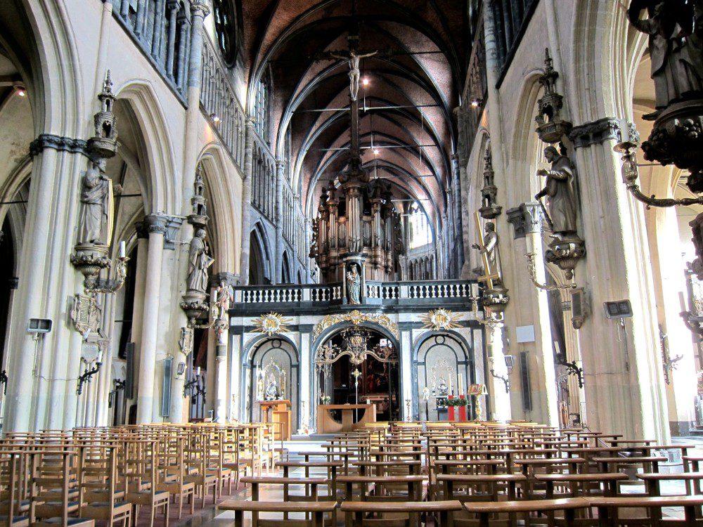 Church in Bruges