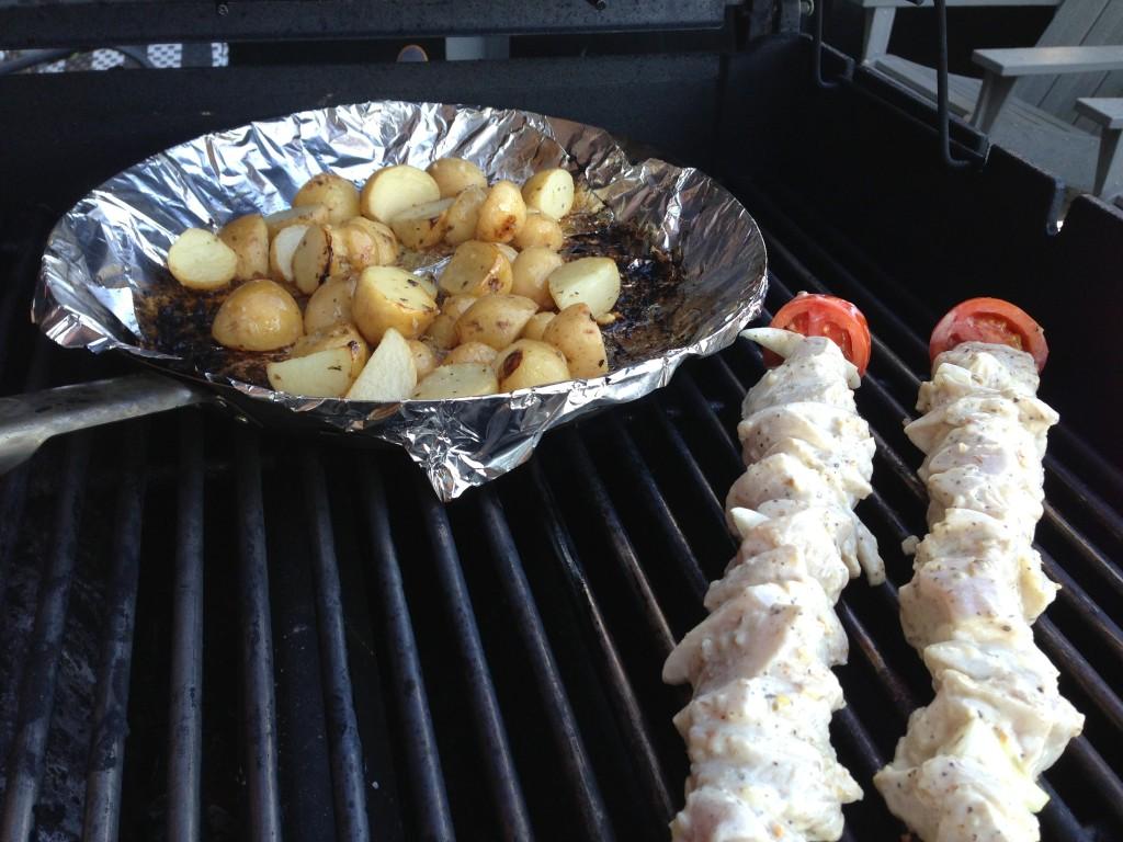 Making kebab | www.rtwgirl.com