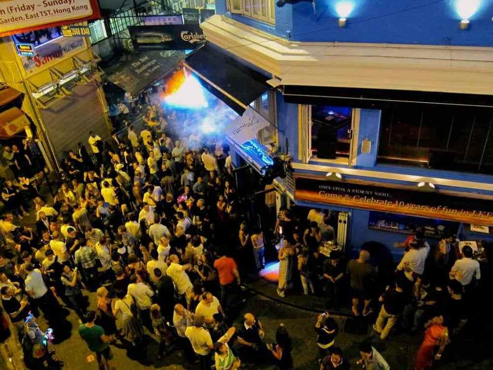 Lang Kwai Fong Madness