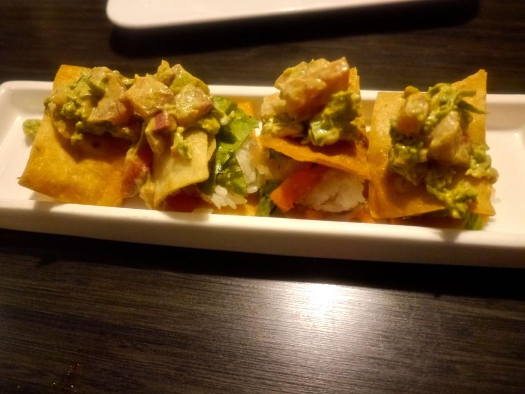 Ichiza Las Vegas Sushi Taco | www.rtwgirl.com