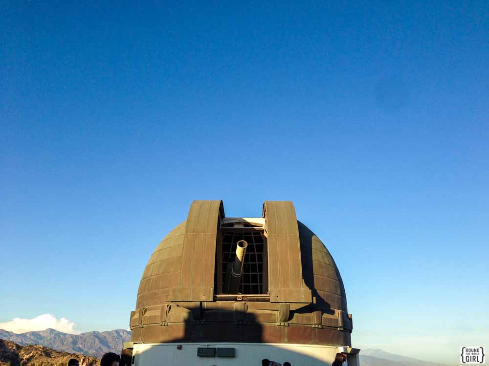 Griffith Park Observatory Los Angeles | rtwgirl