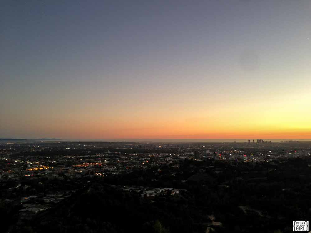 Los Angeles Sunset | rtwgirl