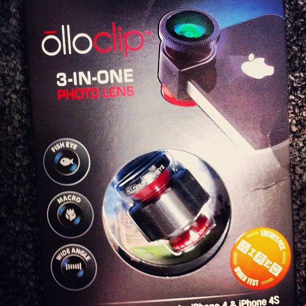 Olloclip For Iphone - Travel Gadget