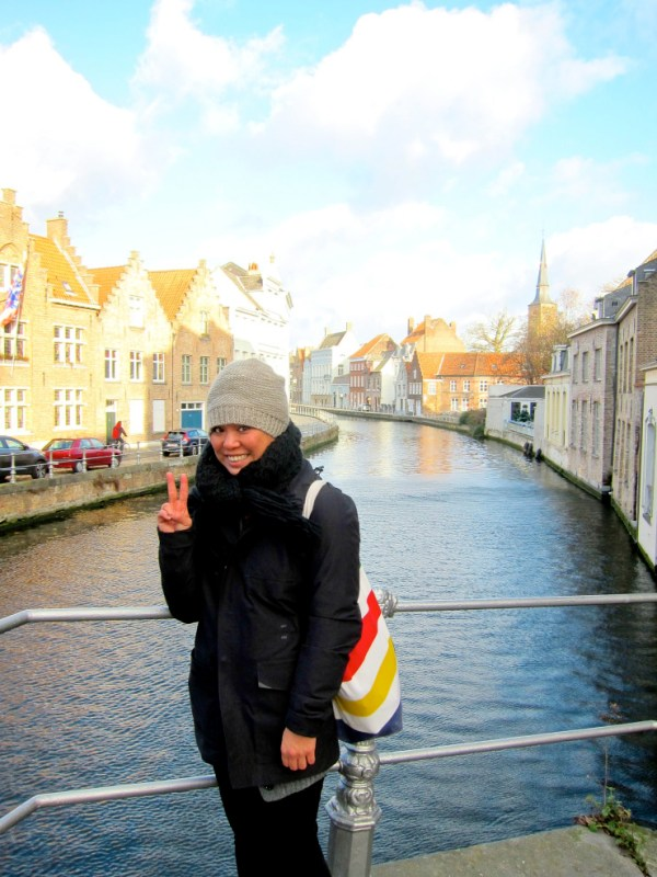 In Bruge, Belgium - European Winter Packing List