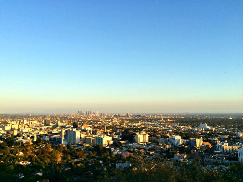 Runyon Canyon - Healthy Los Angeles | rtwgirl