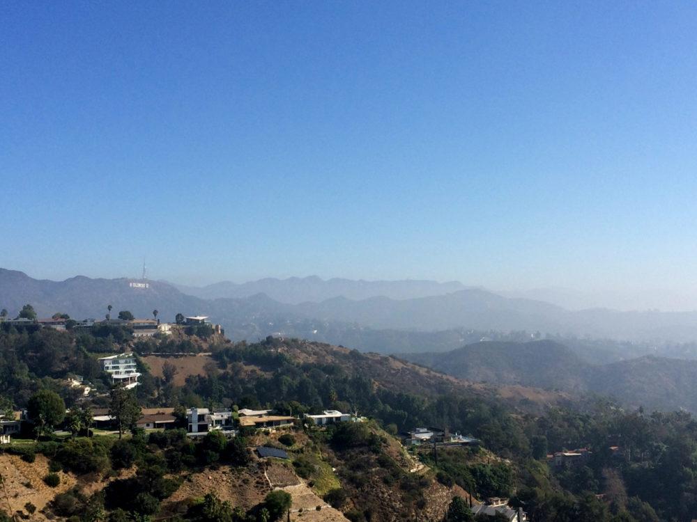 Runyon Canyon - Healthy Los Angeles | www.rtwgirl.com
