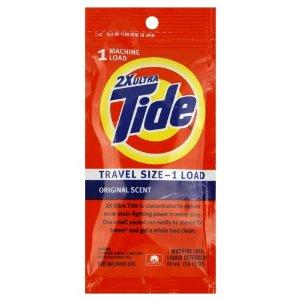 travel detergent