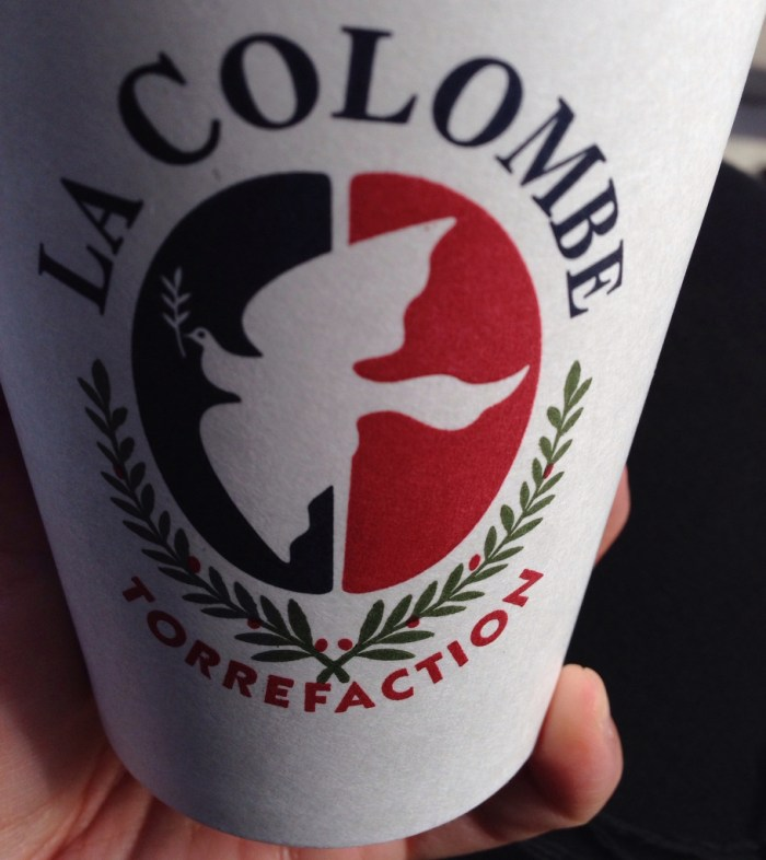 La Colombe Coffee NYC Soho