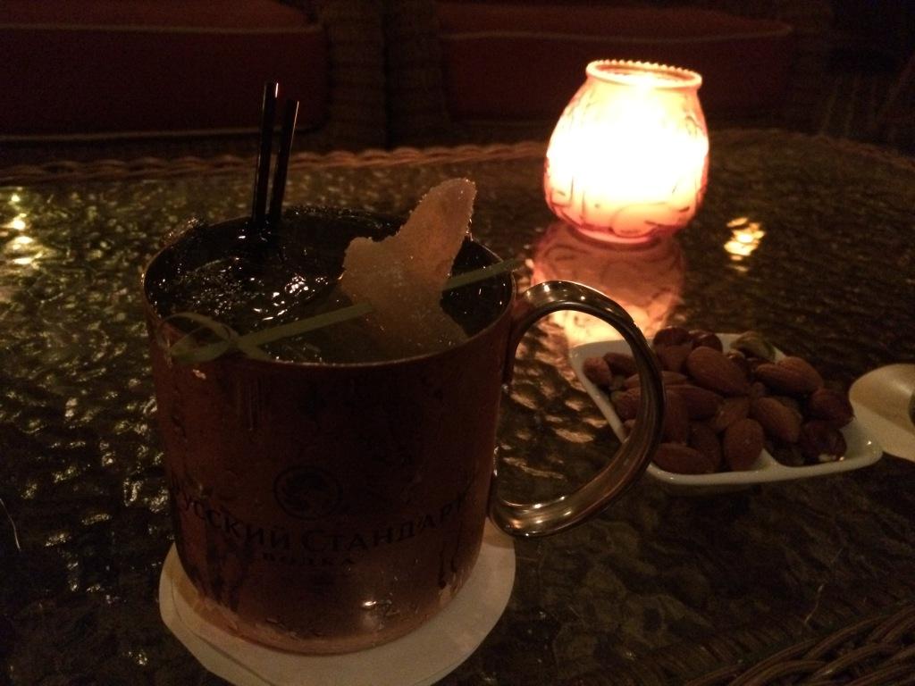 Bowery Hotel Bar NYC