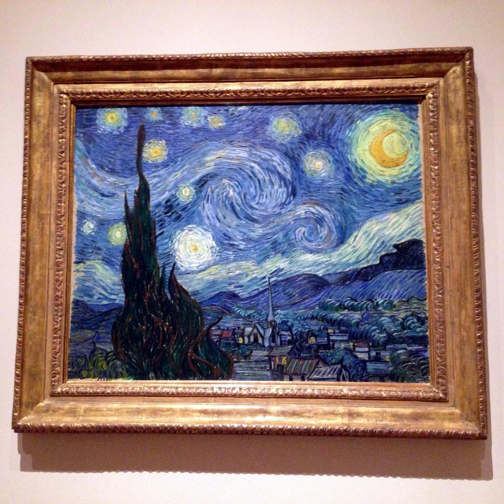 NYC CityPASS - Starry Starry Night Van Gogh | www.rtwgirl.com