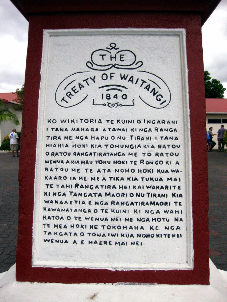 Waitangi Day Celebrations - Bay of Islands New Zealand | www.rtwgirl.com