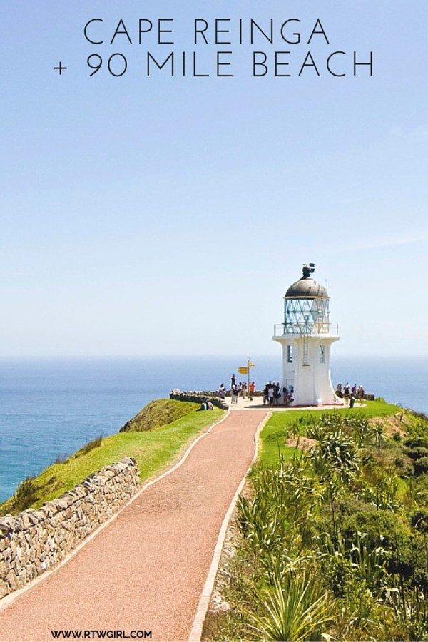 Cape Reinga And 90 Mile Beach
