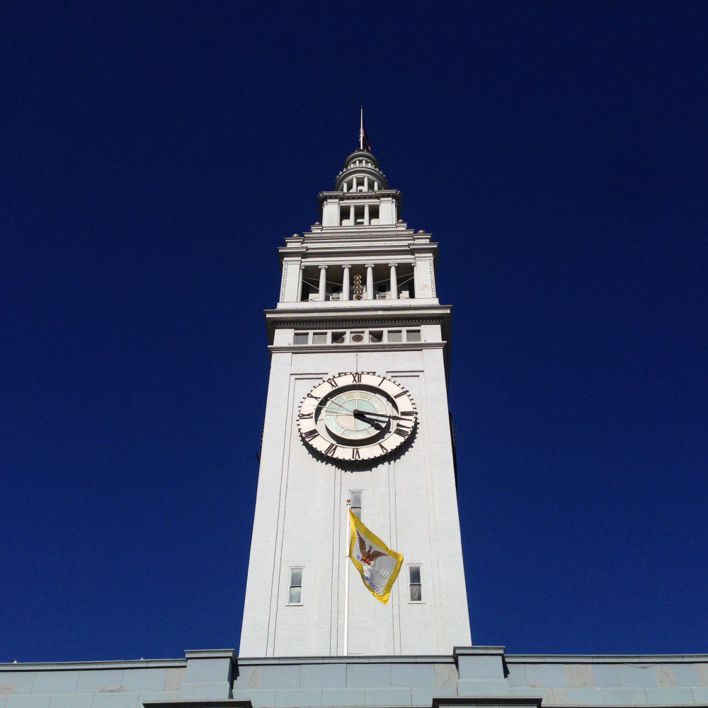 Ferry Building San Francisco | www.rtwgirl.com
