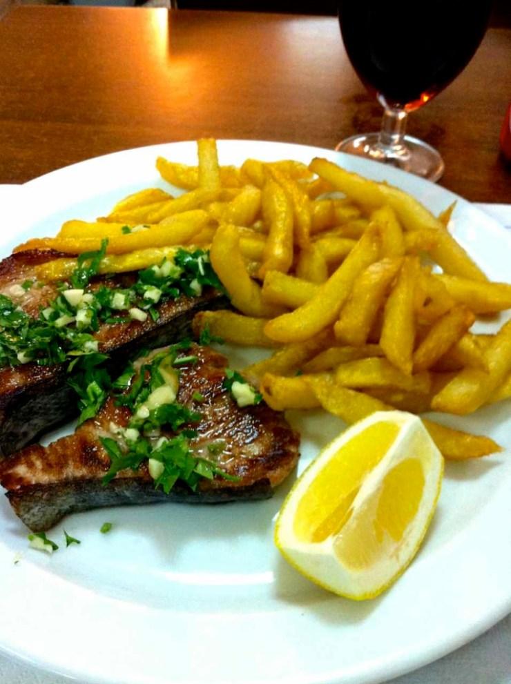 Romesco Restaurant in Barcelona | www.rtwgirl.com