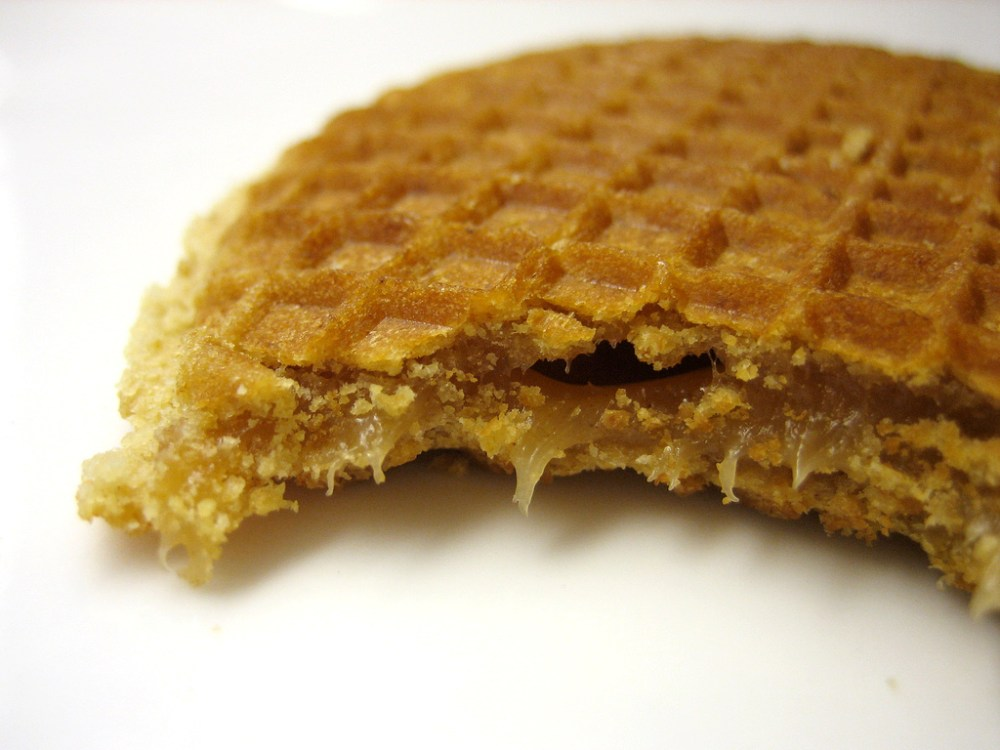 Stroopwafel - Dutch Snacks To Try In The Netherlands