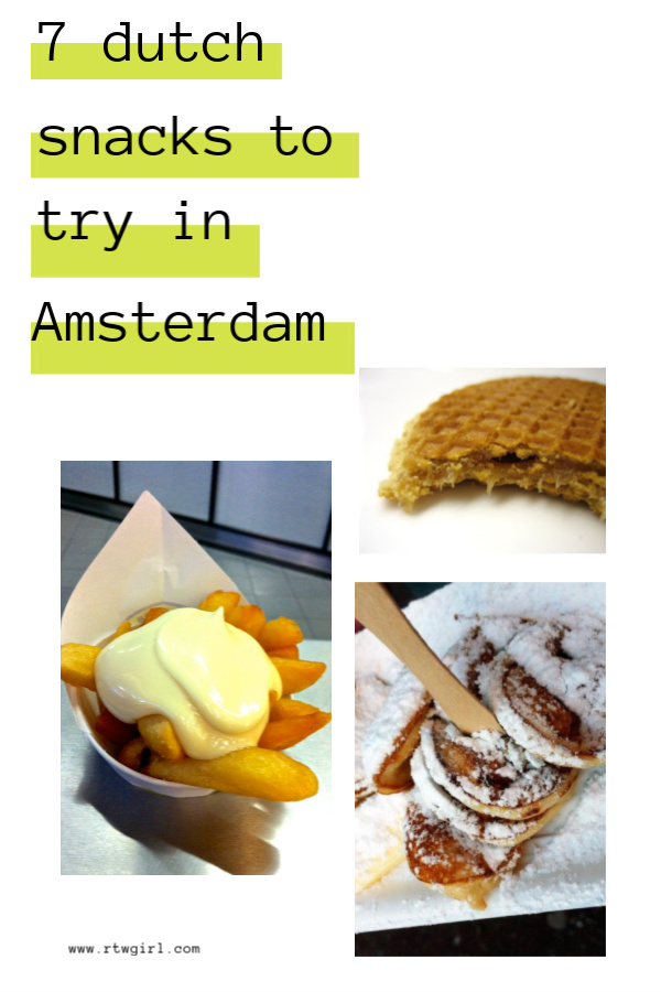 Dutch Snacks To Try In The Netherlands