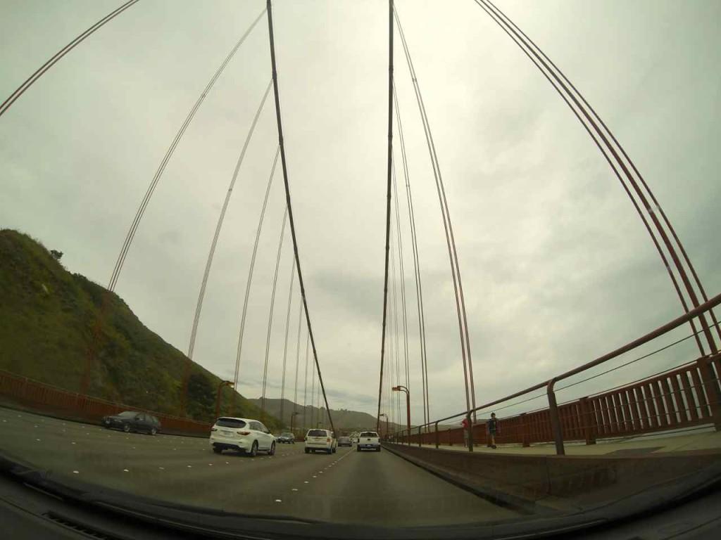 GoPro Golden Gate Bridge