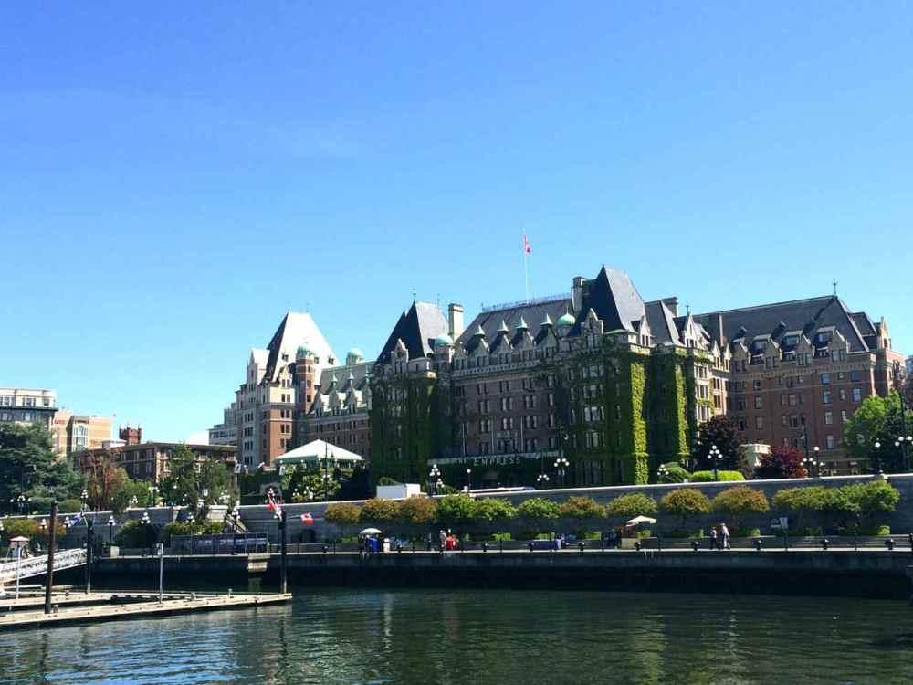 Inner Harbour - Victoria Canada