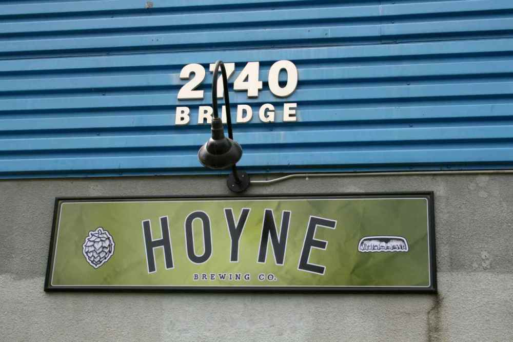 Hoyne Brewery Victoria