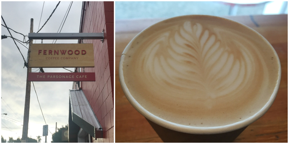 Victoria Food Guide - Fernwood Coffee | www.rtwgirl.com