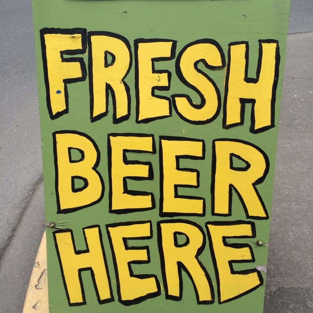 Hoyne Brewery Victoria - BC Craft Beer | www.rtwgirl.com