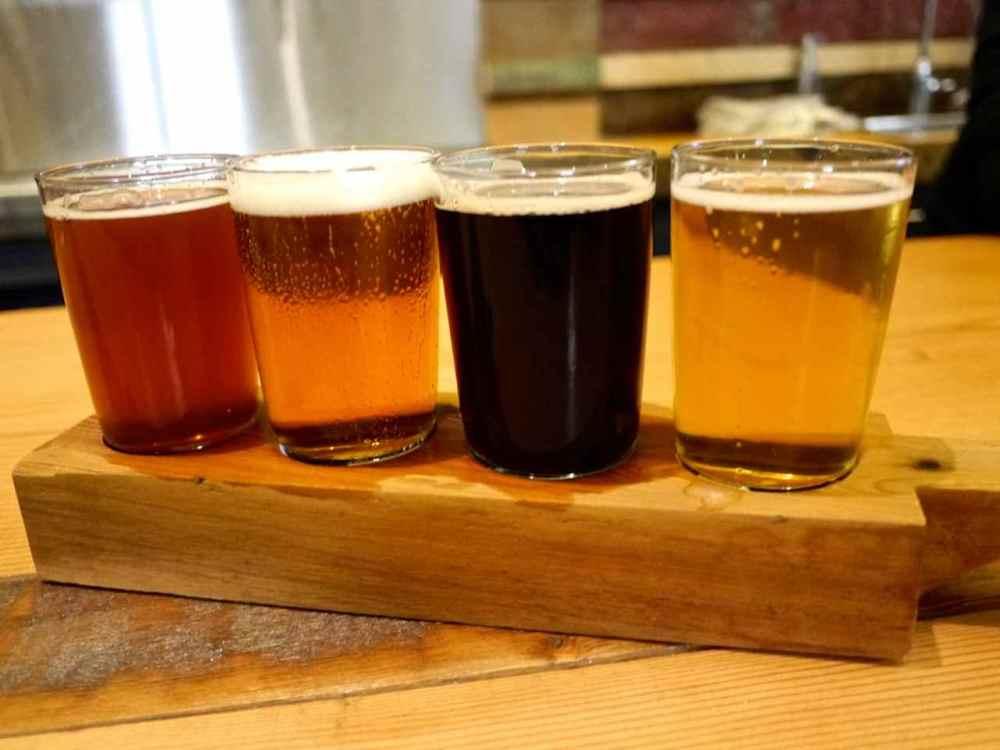 BC Craft Beer - Brassneck Brewery