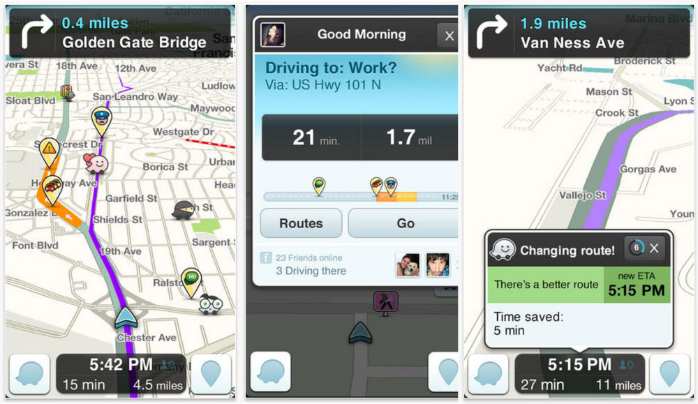 Waze - Best Travel Apps | www.rtwgirl.com