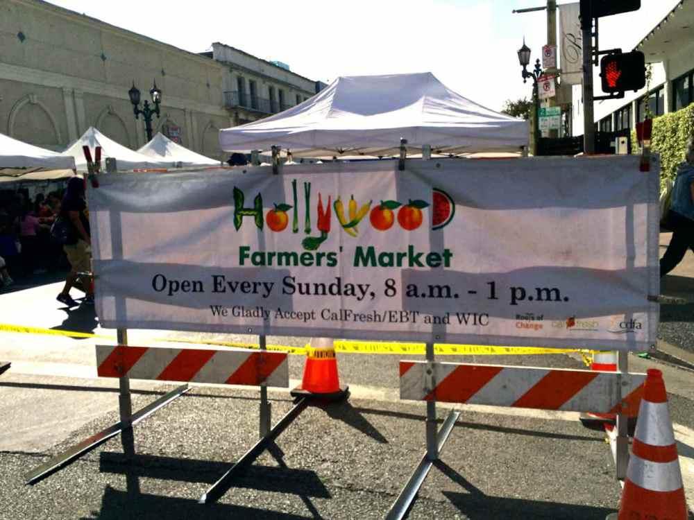 Hollywood Farmers Markets | www.rtwgirl.com