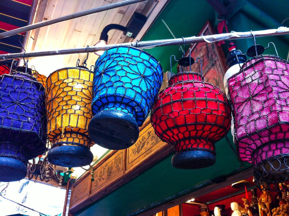 Hong Kong Antique Row