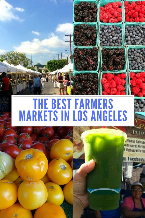 LOS ANGELES FARMERS MARKETS | WWW.RTWGIRL.COM