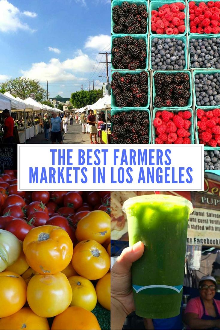 LOS ANGELES FARMERS MARKETS | WWW.RTWGIRL.COM