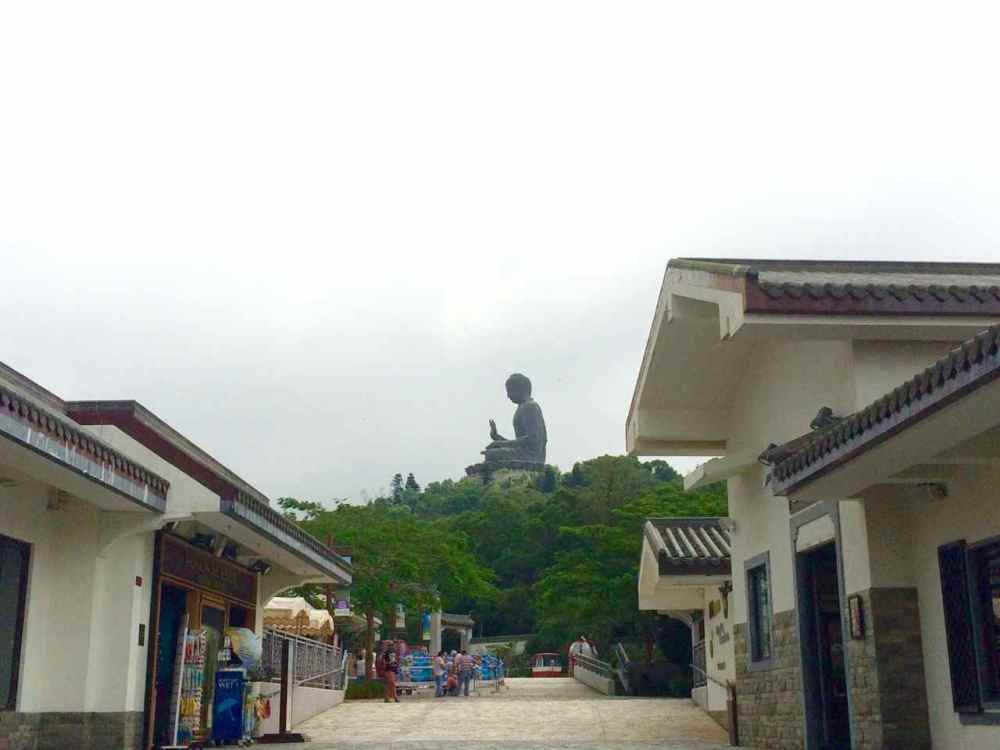 Ngong Ping Village Hong Kong