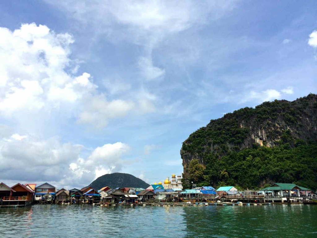 Koh Panyee Island Fishing Village