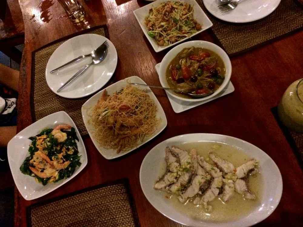Natural Restaurant in Phuket