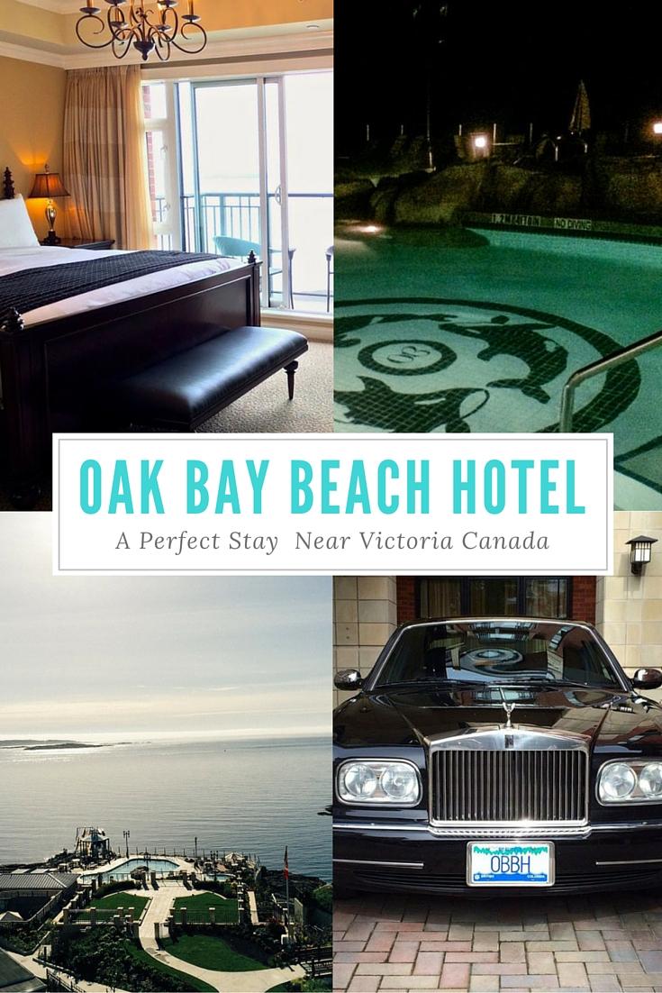 Oak Bay Beach Hotel near Victoria Canada | www.rtwgirl.com