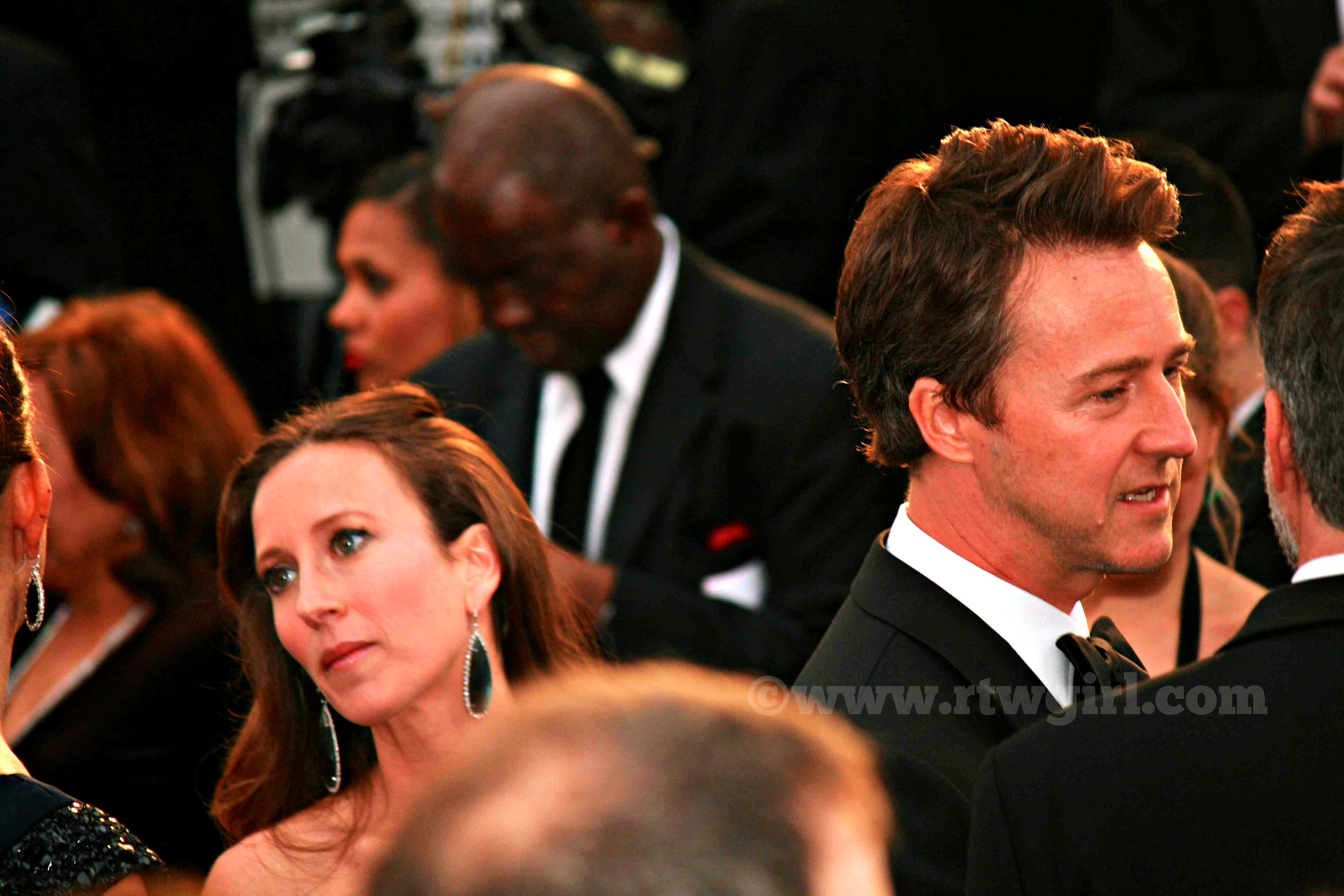 Ed Norton Red Carpet 2015